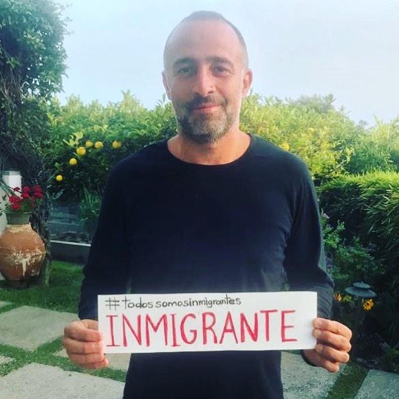 Mario Domm lanza canción en honor a migrantes