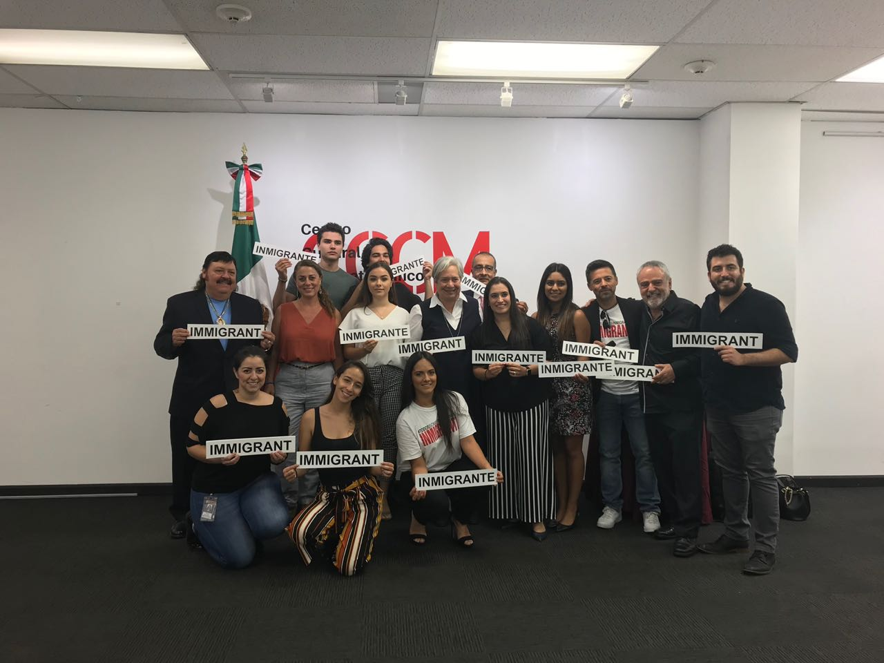 Músicos mexicanos lanzan campaña a favor de inmigrantes